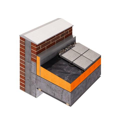 Jablite Inverted Roof Insulation Tapered Jablite Has